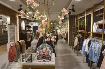 Gossip Fashion Store interieur 1